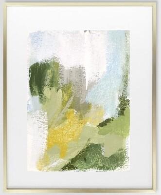 Sage IV (framed)