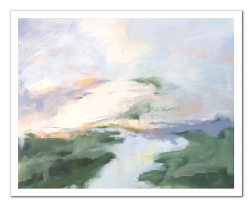 Giclee Landscape print