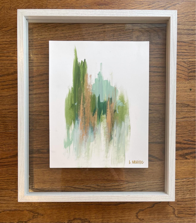 Mint Green (framed)