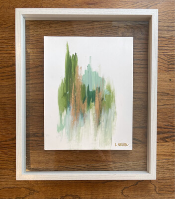 Mint Green (framed)
