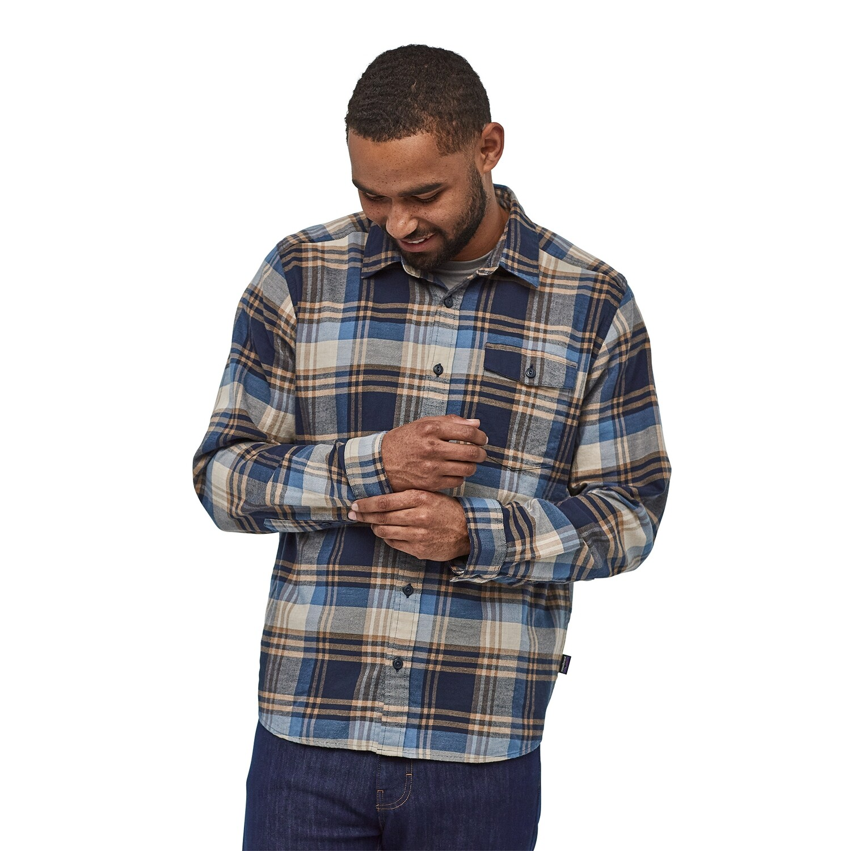 PAT LW Fjord Flannel Shirt M