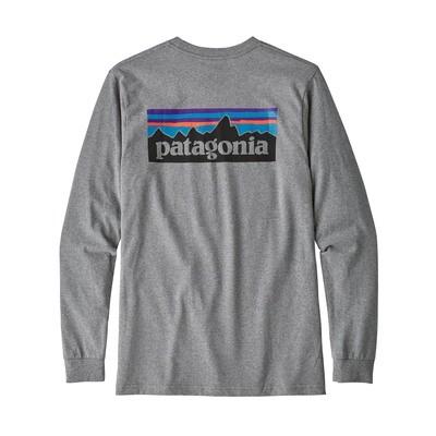 Patagonia  L/S P6 Logo Resp-T M