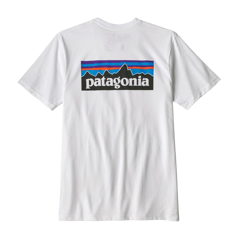 Patagonia P6 Logo Pocket T M