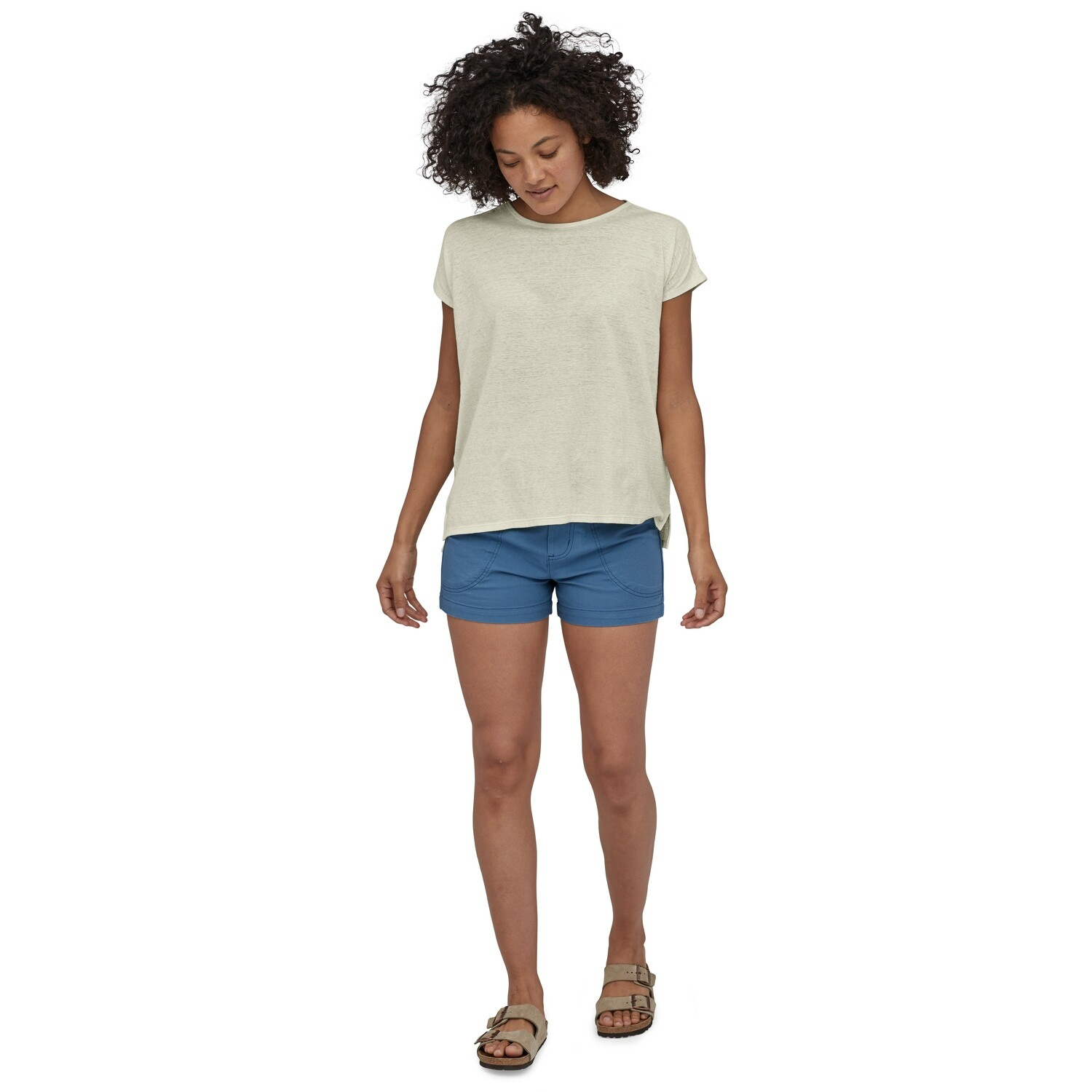 PATAGONIA Trail Harbor Tee W