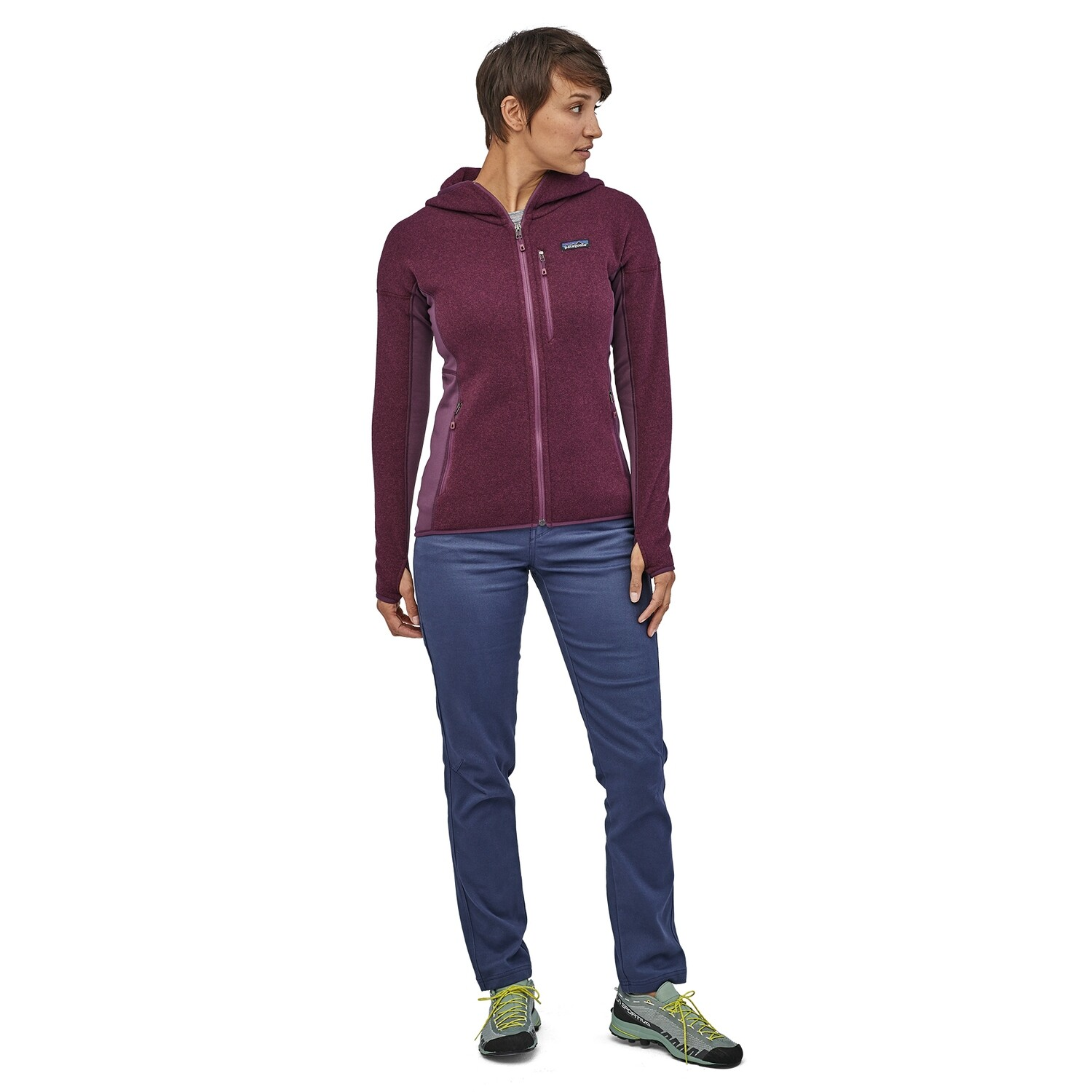 PATAGONIA Performance Better Sweater Hoody W