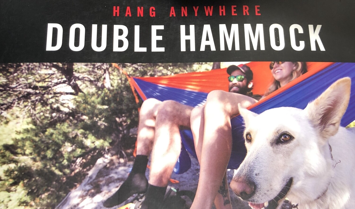 Grand Trunk Double Printed Parachute Hammocks