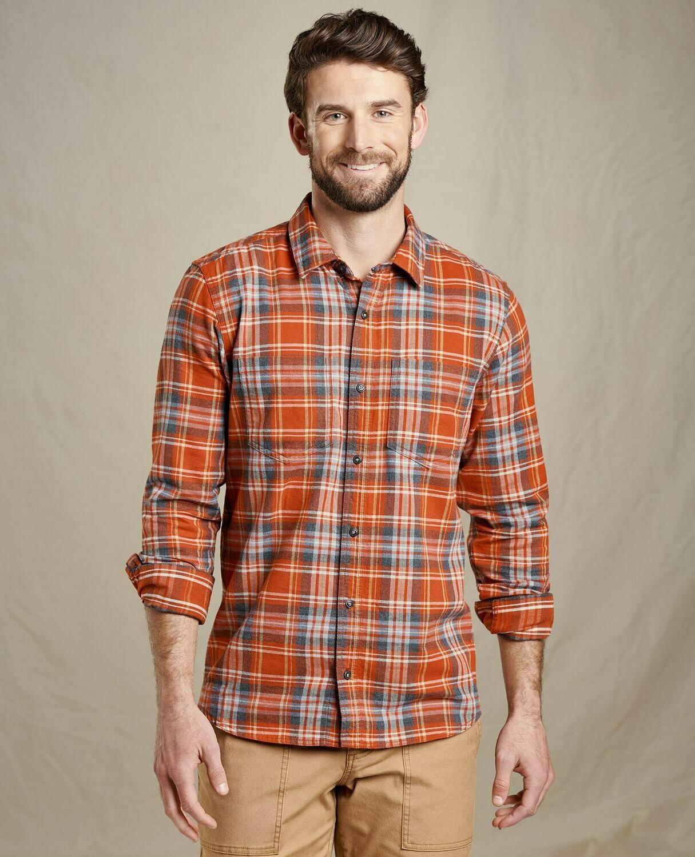 Toad and Co. Flannagan LS Shirt M