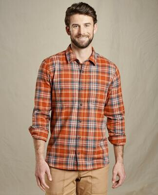 Toad and Co. Flannagan LS Shirt M