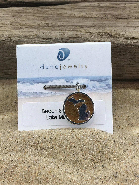 Dune Jewelry Beach Charm MI