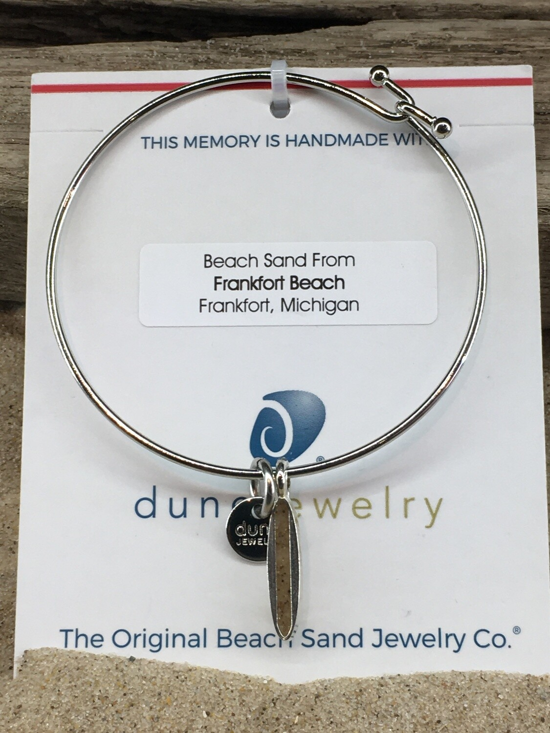 Dune Jewelry Beach Bangle Surfboard