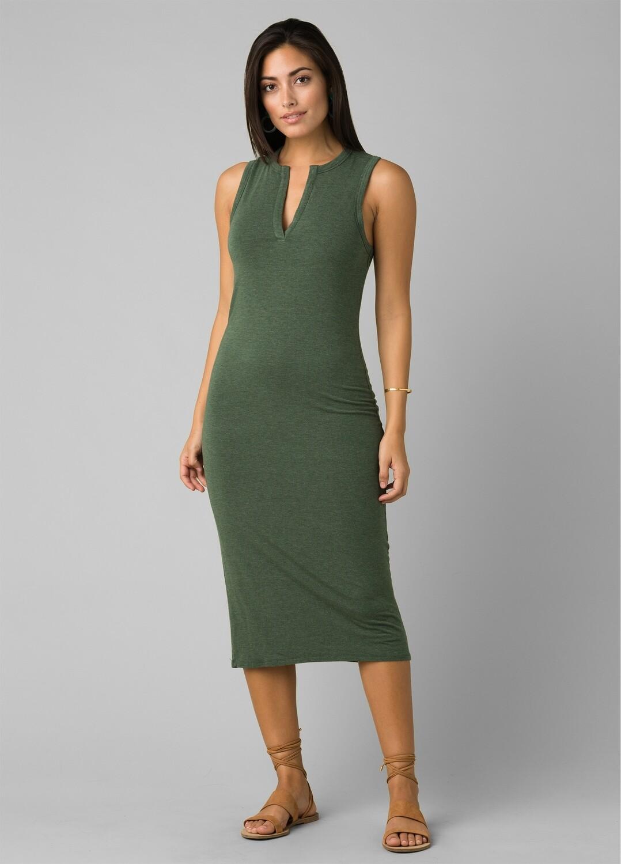 PrAna Foundation Midi Dress
