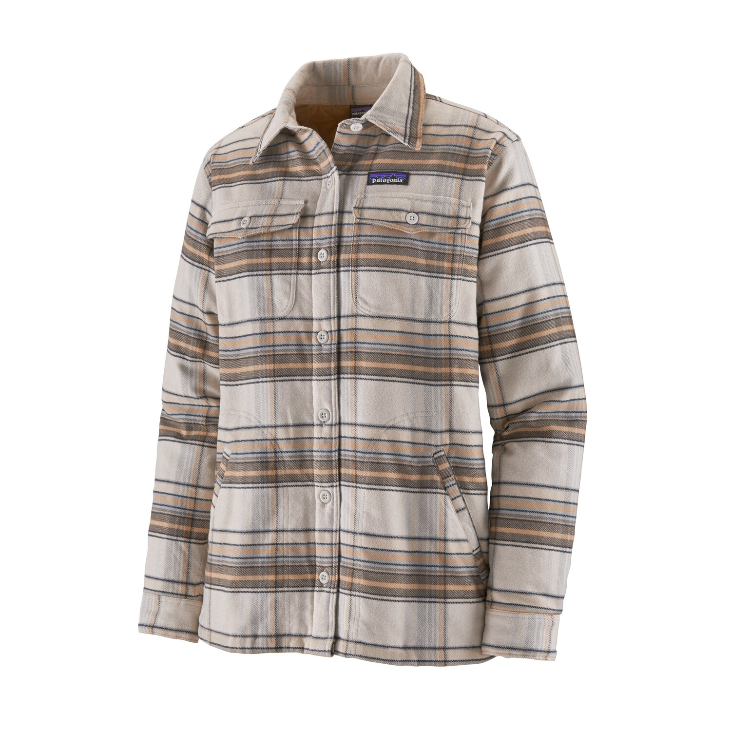 PATAGONIA Insulated Fjord Flannel Jacket W