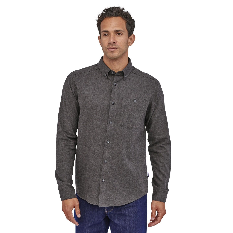 PATAGONIA L/S VJosaRiver Pima Shirt