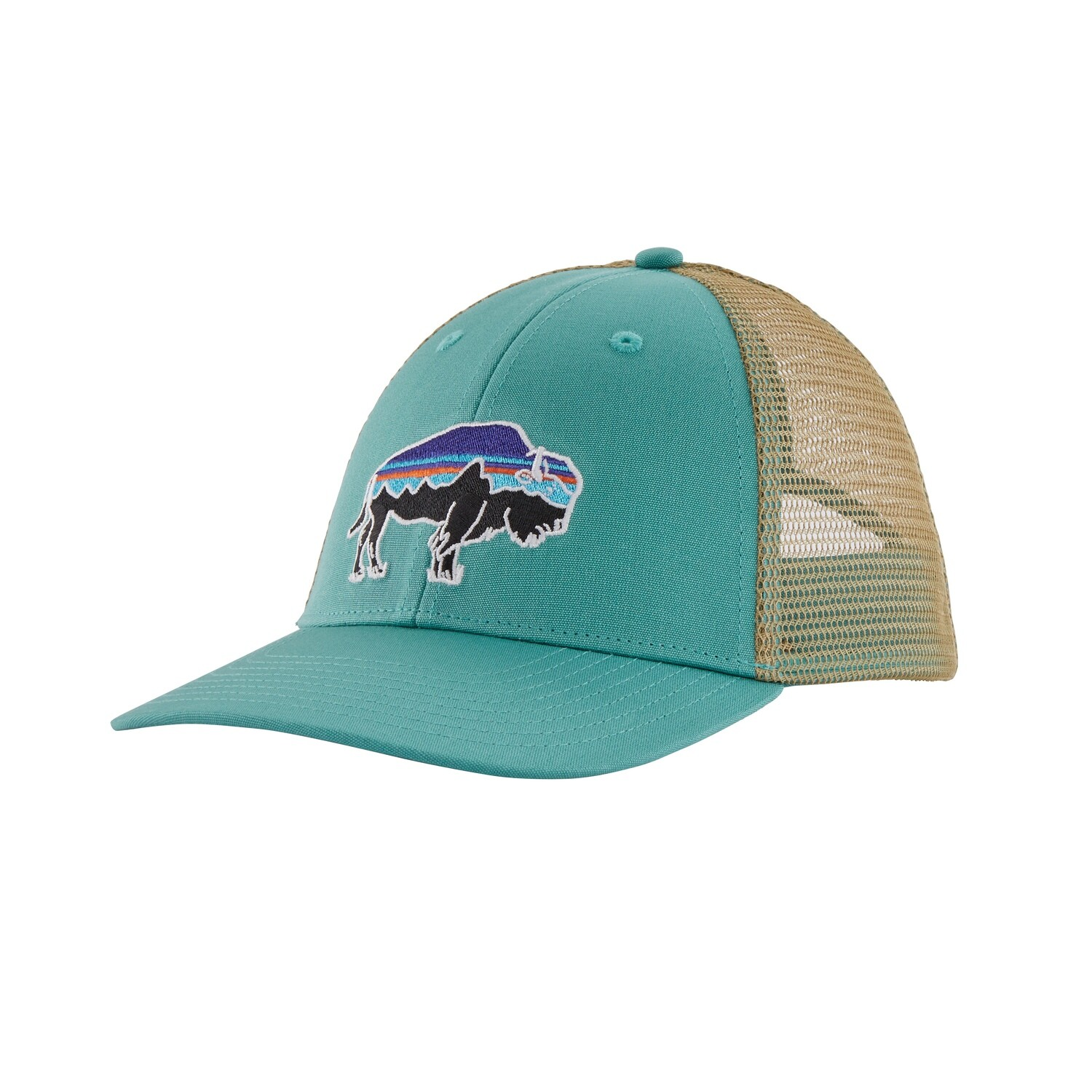 PATAGONIA FitzRoy Bison LoPro Hat