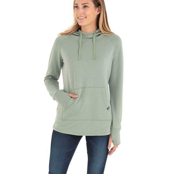 Free Fly Bamboo Fleece Pullover Hoody Women's
