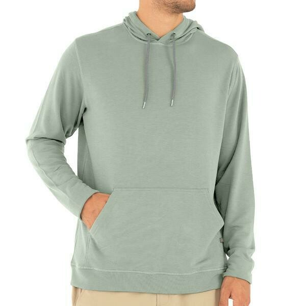FreeFly Bamboo Fleece Pullover Hoody M