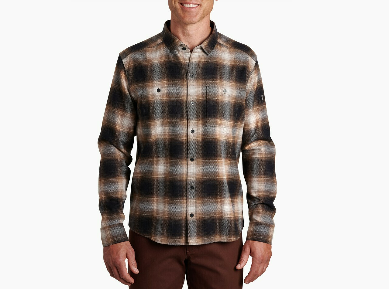 KUHL Law Flannel LS M