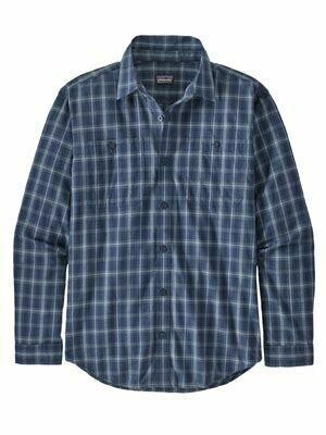 Patagonia Long Sleeve Pima Cotton Shirt M