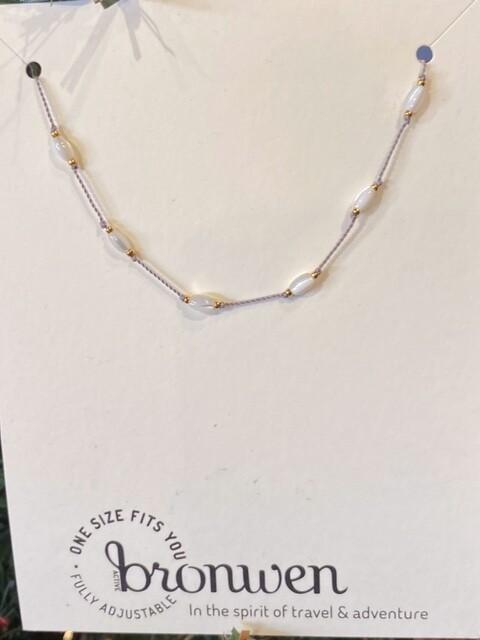 Bronwen Tidepool Necklace