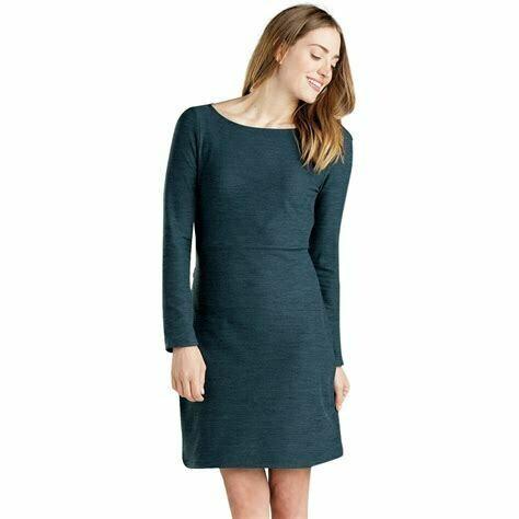 Toad & Co Intermosso Dress W