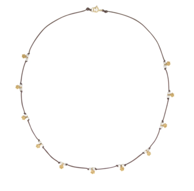 Bronwen Daisy Chain Necklace
