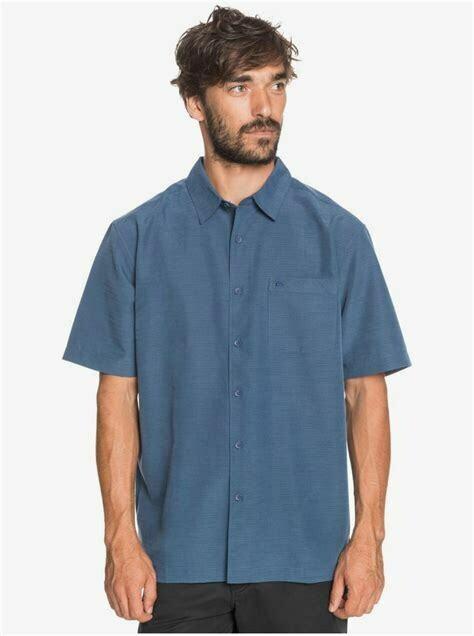 Quicksilver Centinela 4 Short Sleeve Shirt