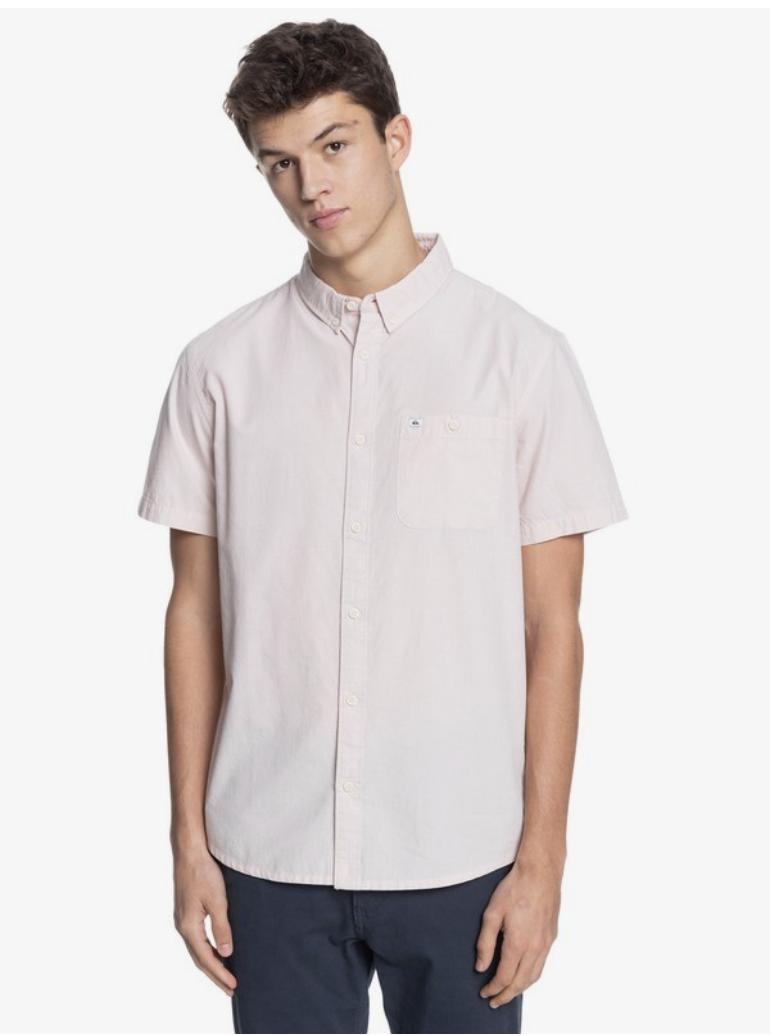 Quicksilver Winfall Short Sleeve Shirt