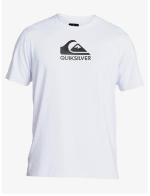 Quicksilver Solid Streak Short Sleeve Spray Shirt