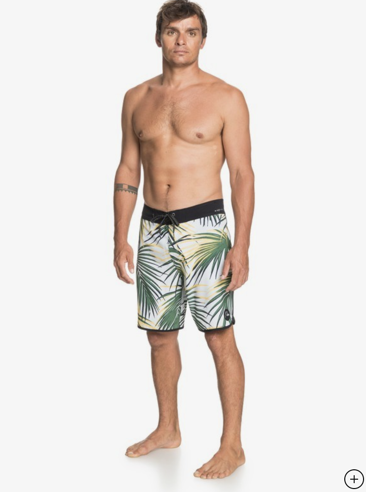 "Quicksilver Highline Sub Trop 19""Boardshort"