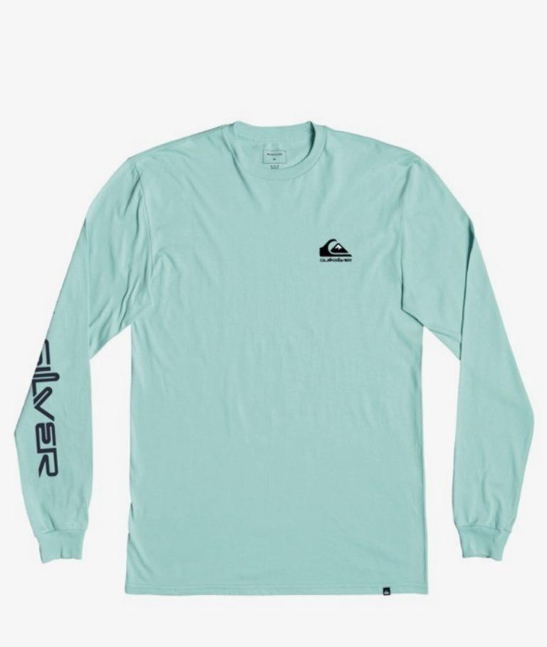 Quicksilver Omni Logo Long Sleeve T-Shirt