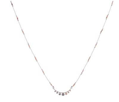 Bronwen Serenity Necklace Ruby