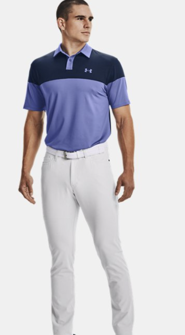 Under Armour T2G Blocked Polo