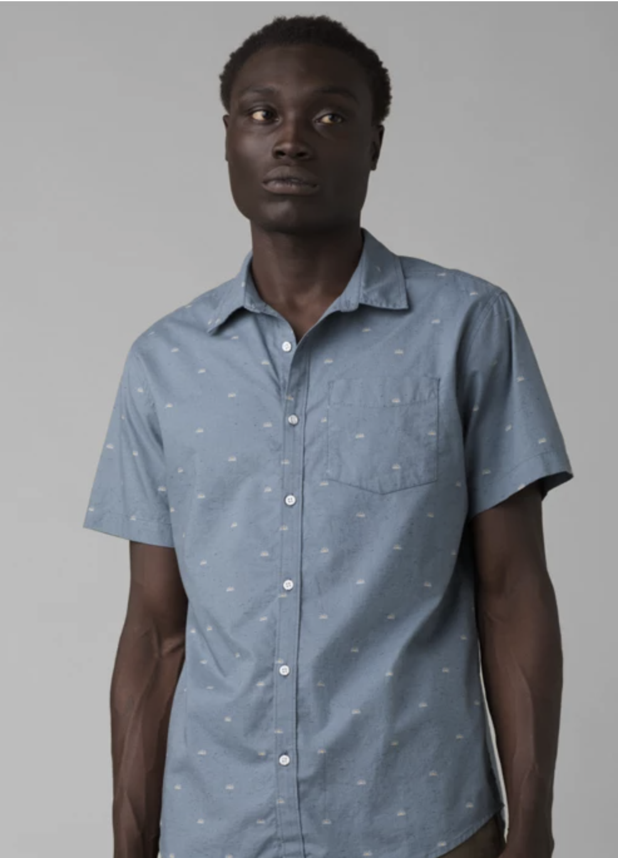 PrAna Salerno Shirt Slim Men's