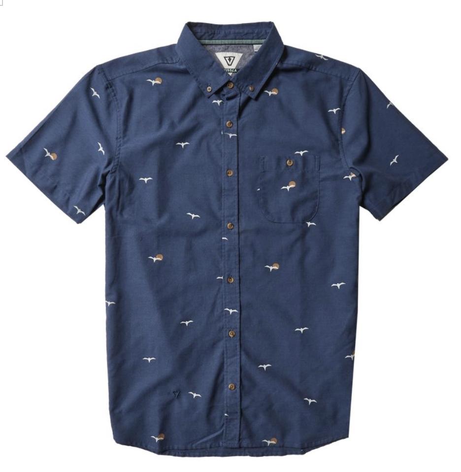 Vissla Iiwi Bird Eco Short Sleeve Shirt