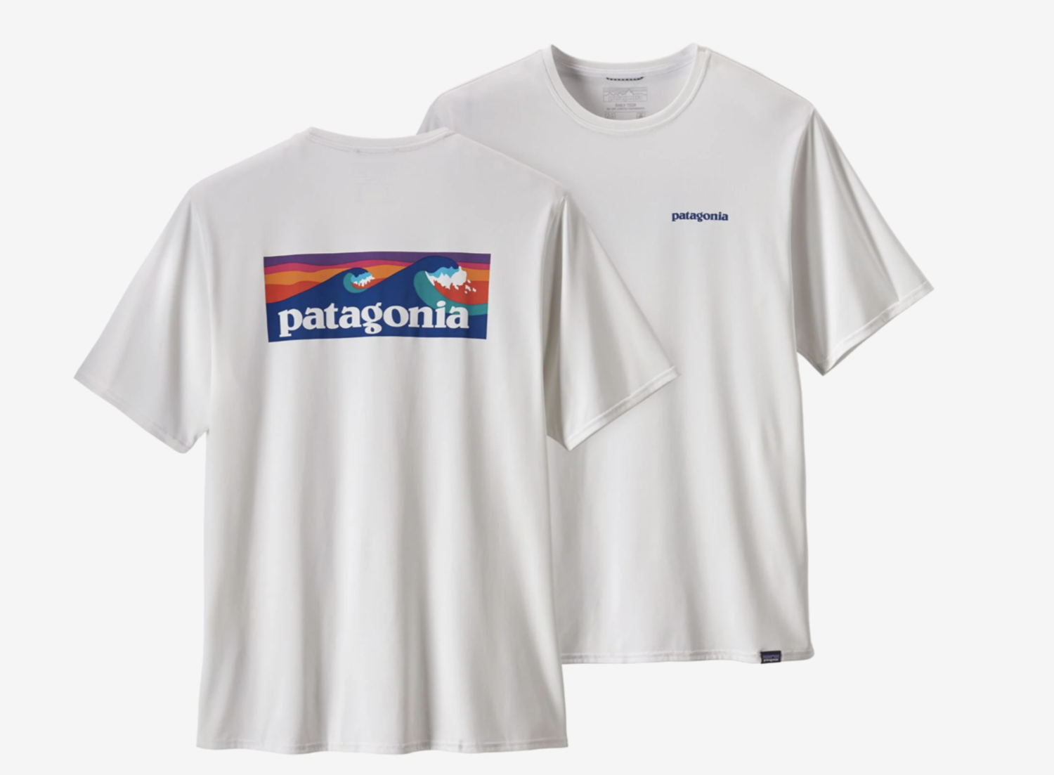 Patagonia Capilene Cool Daily Graphic Tee Men's