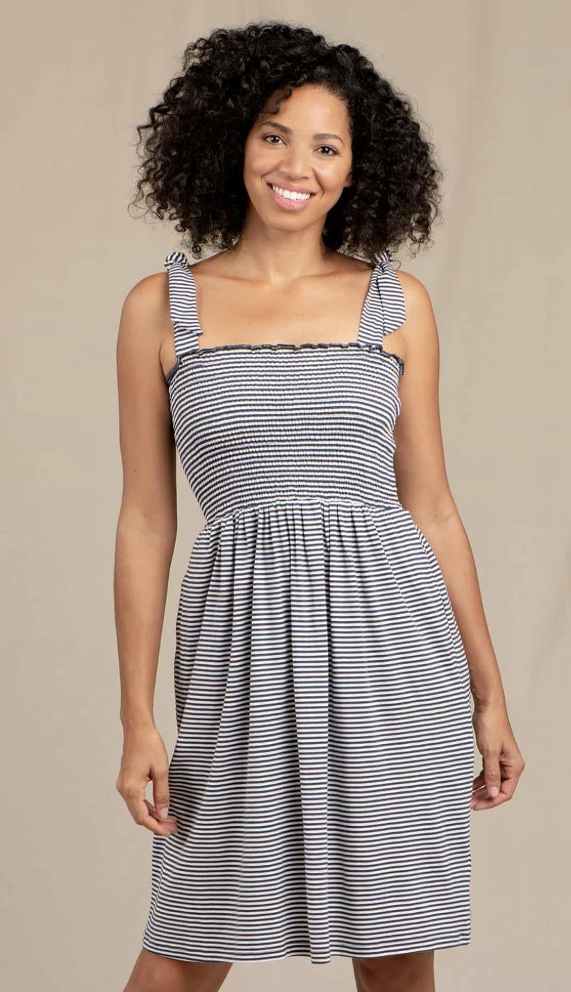 Toad & Co. Gemina Sleeveless Dress