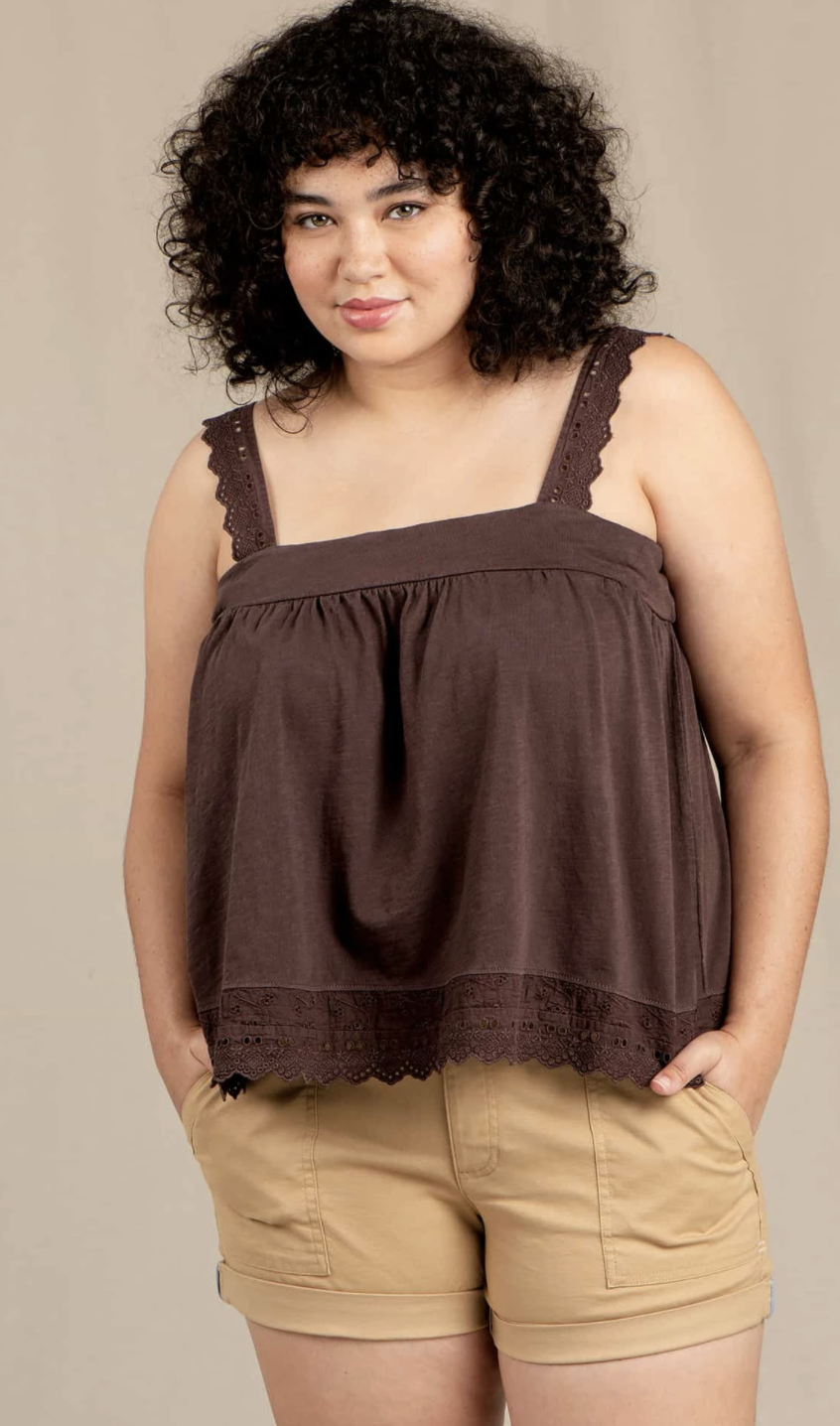 Toad & Co. Primo Eyelet Tank