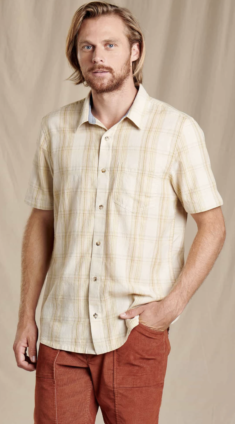 Toad & Co. Airscape Short Sleeve Shirt Men's