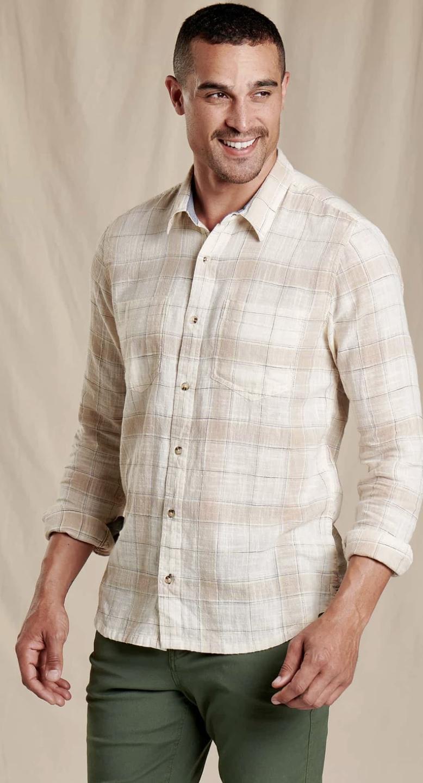 Toad & Co. Salton Long Sleeve Shirt Men's