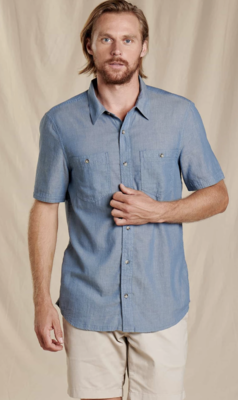 Toad & Co. Honcho Short Sleeve Shirt Men's