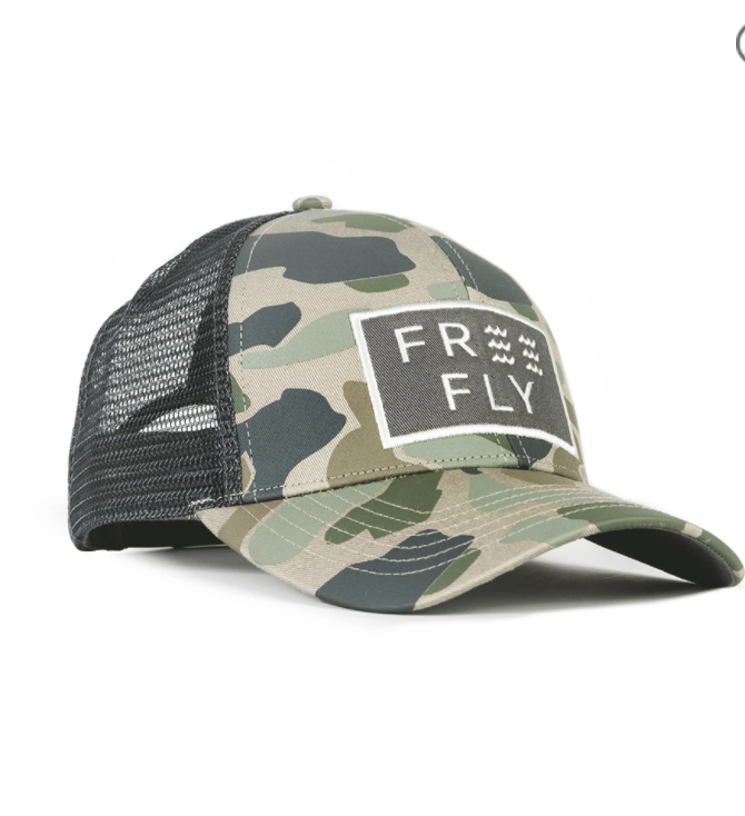 Free Fly Wave Snapback Hat