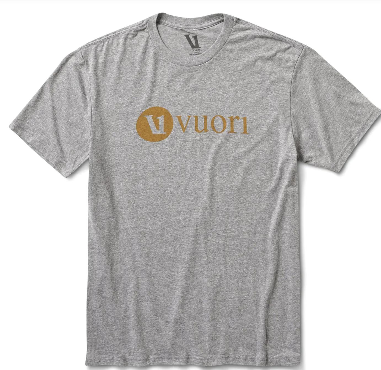 V1 Vuori Woodmark Logo Tee