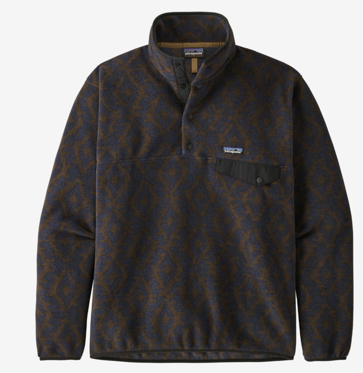 Patagonia Light Weight Synchilla Snap T Pull Over Men's