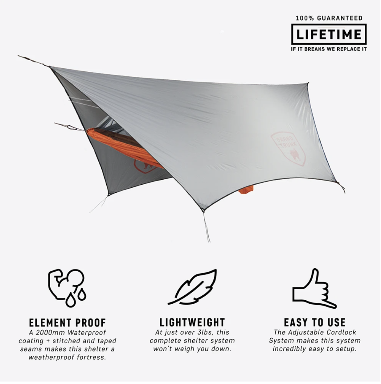 Grand Trunk  AirBivy All Weather Shelter