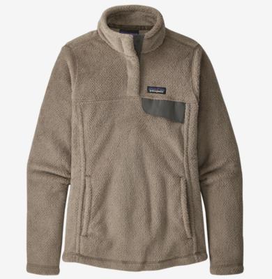 Patagonia Re-tool SnapT Fleece Pullover Women's