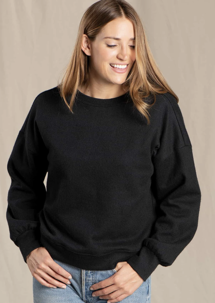 Toad & Co Byrne Pullover Women's