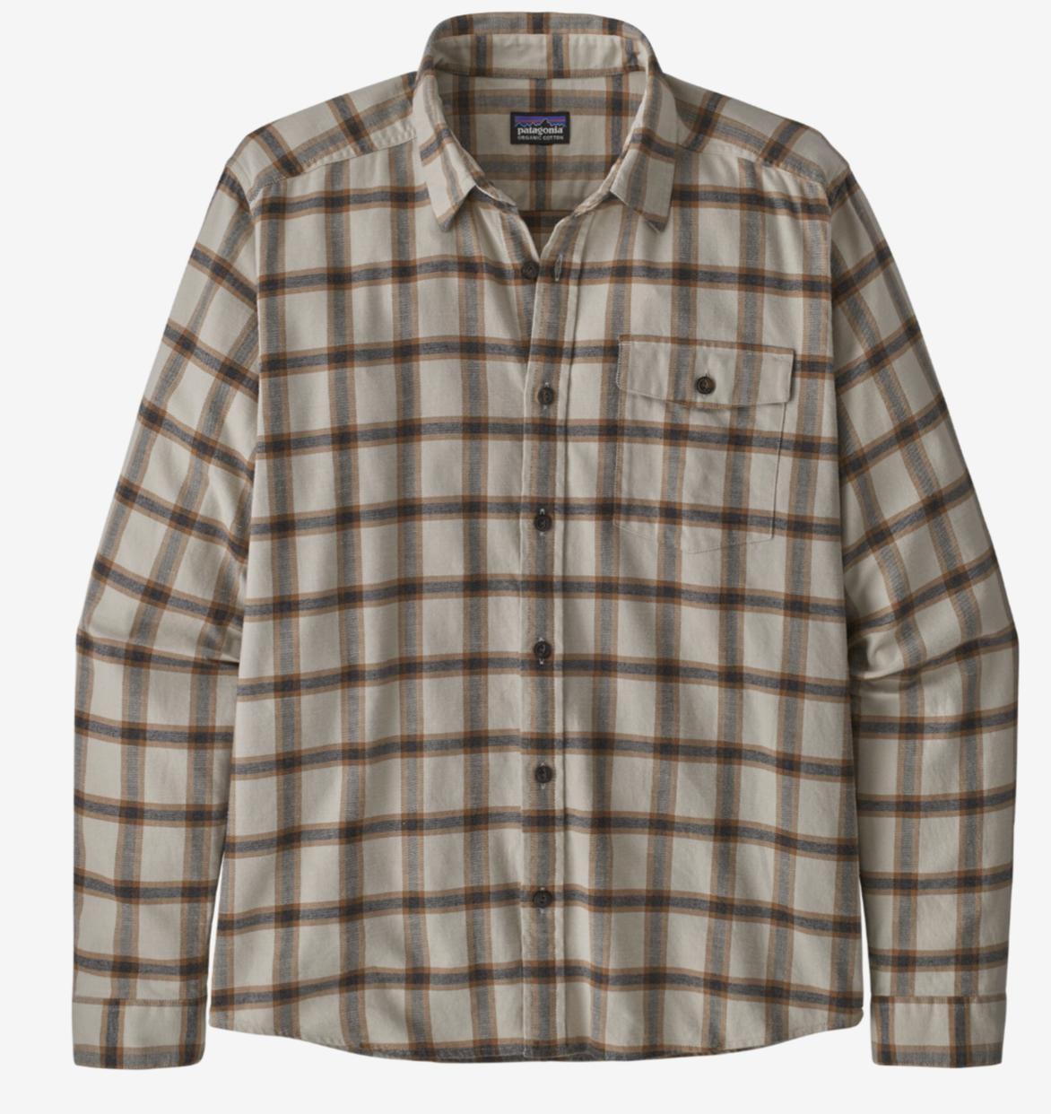 Patagonia Lightweight Fjord Flannel Shirt Men's