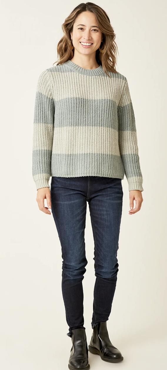 Carve Walsh Stripe Sweater