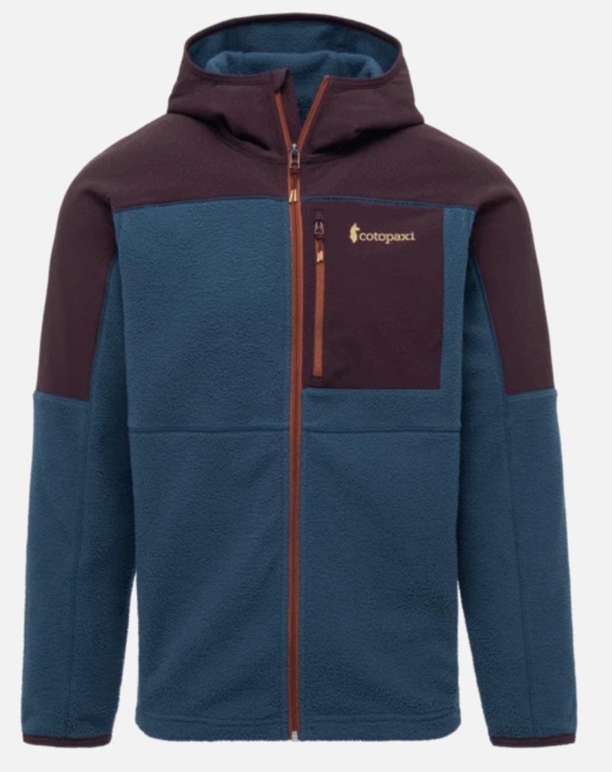Cotopaxi Abrazo Hooded Full Zip Fleece Jacket Men's