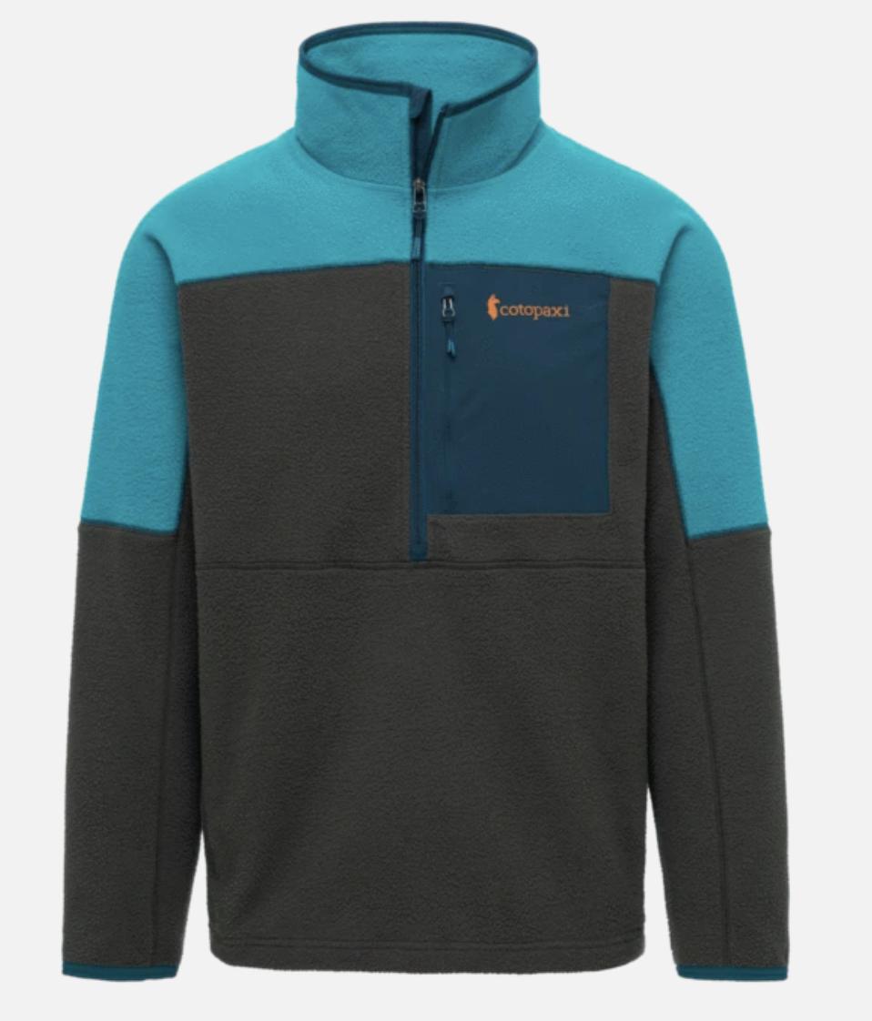 Cotopaxi Abrazo 1/2 Zip Fleece Jacket Men's
